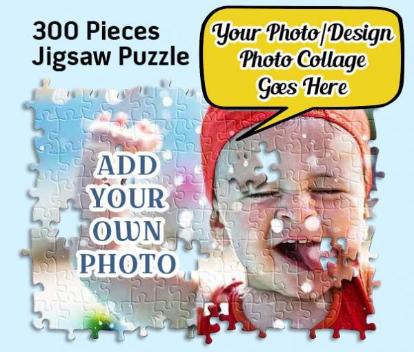 Inkmate 300 pieces Puzzle